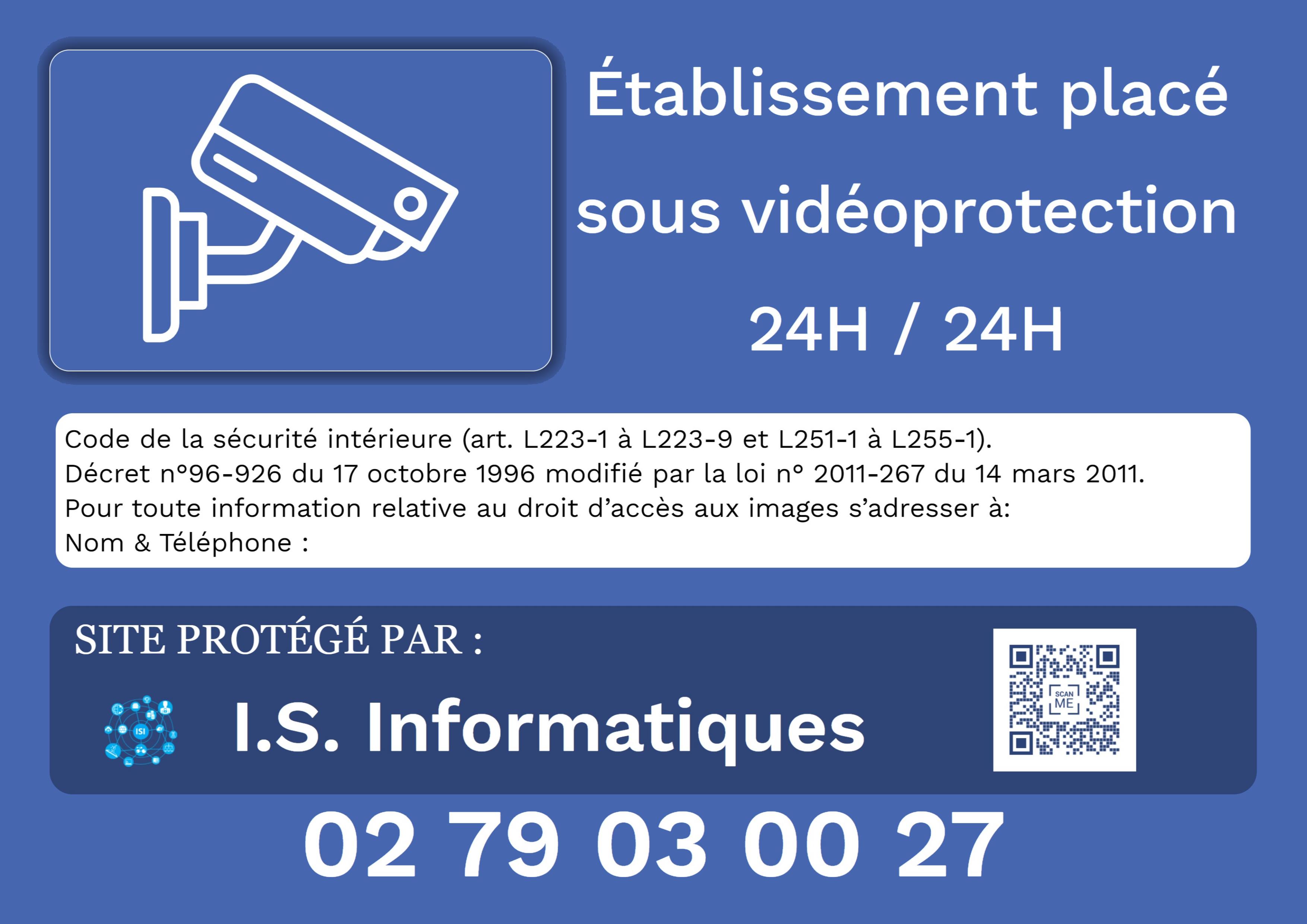 Installation d'un système de vidéo surveillance dans un bâtiment à Fécamp