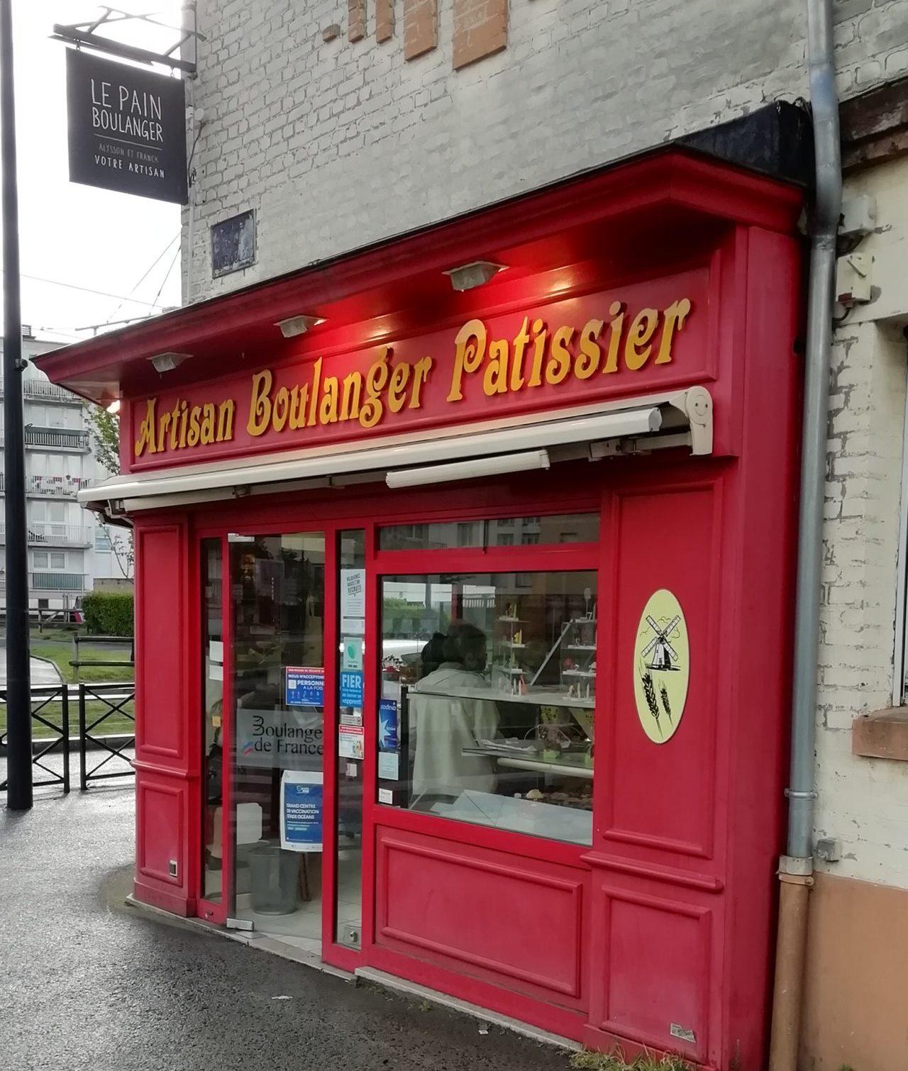 Dépannage vidéosurveillance dans une boulangerie au Havre 76600