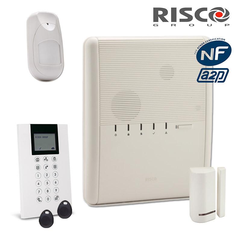 [Maintenance Dépannage] Alarme RISCO à Montivilliers 76290